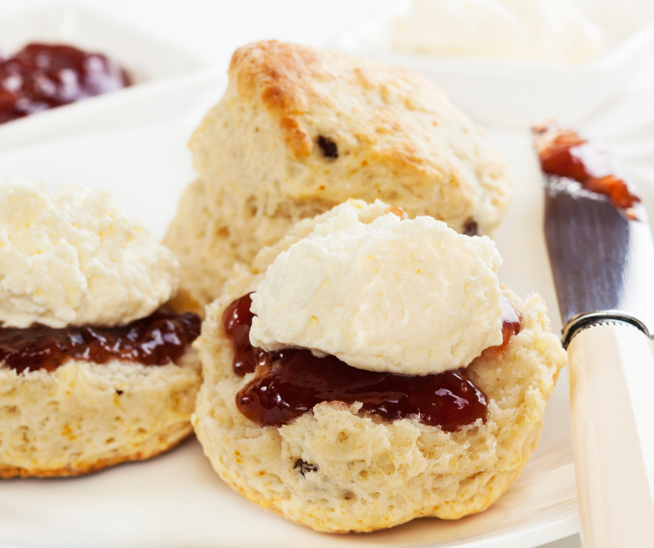 Foxfield Cream Tea