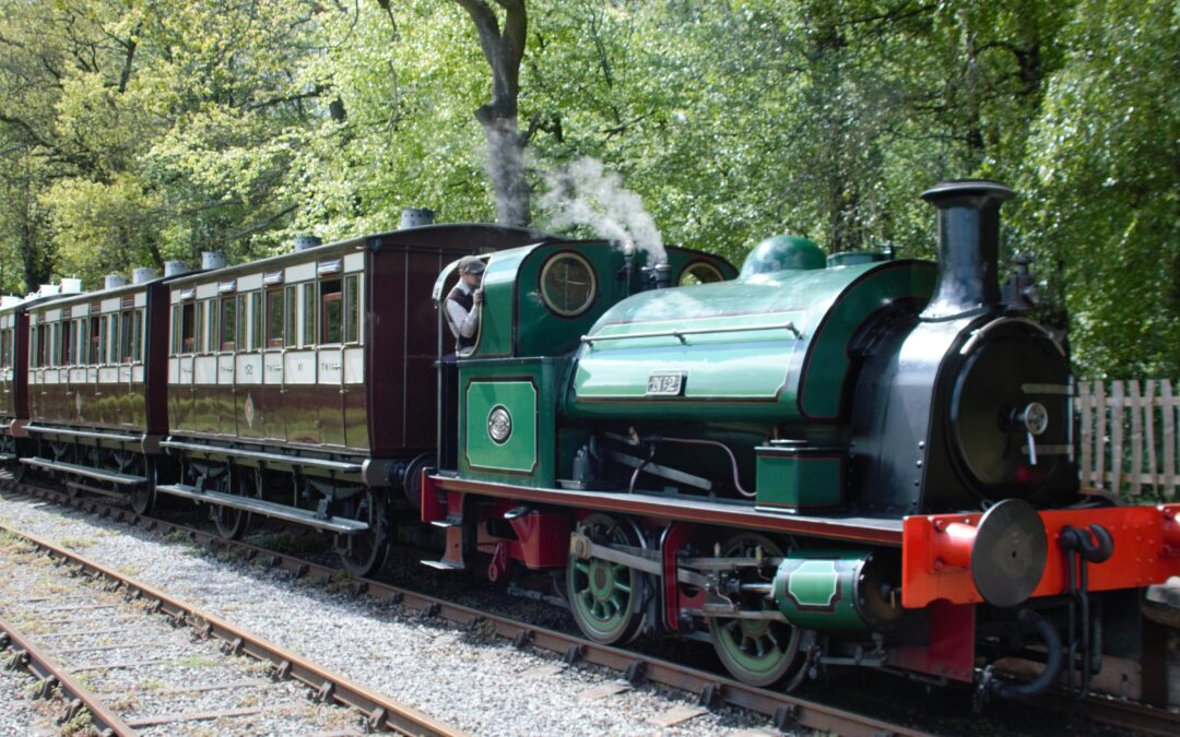 Knotty Heritage Train
